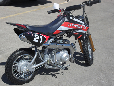 Apollo Dirt Bikes 70cc On Youtube Click the image to open in